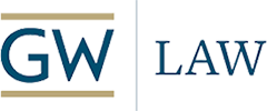 George Washington Law logo