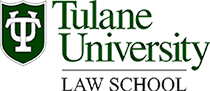 Tulane University Law School Law School logo