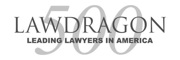 500 Leading Lawyers in America Award Logo