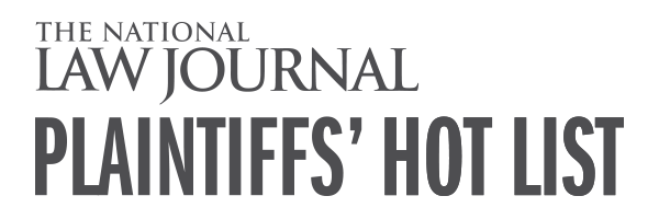 Plaintiffs' Hot List Award Logo