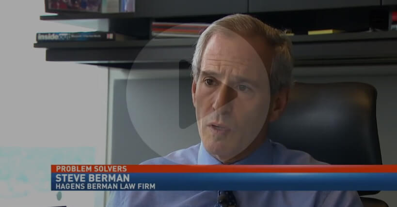 Steve W. Berman Talks Arbitration with KOMO